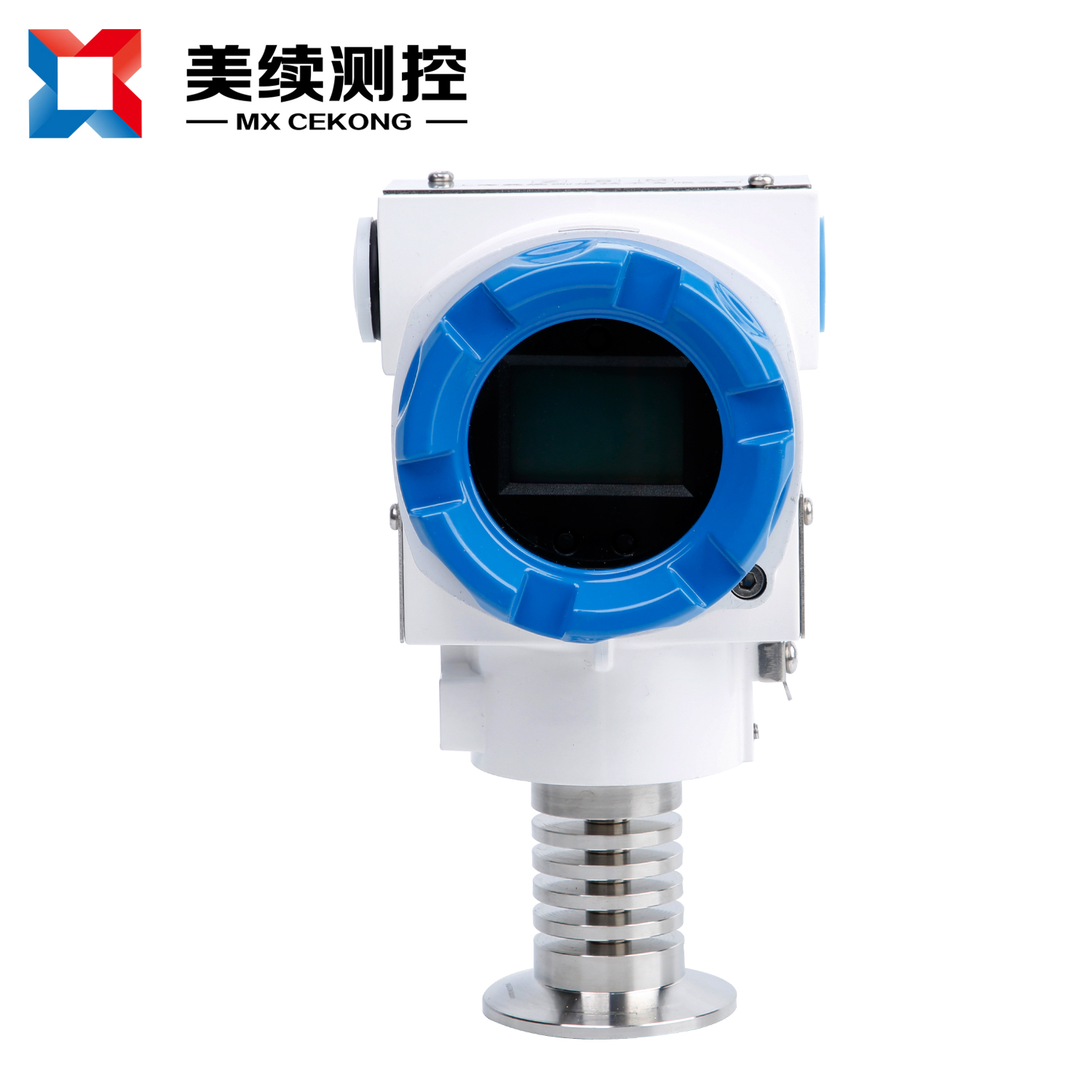 Intelligent Sanitary Single Crystal Silicon Pressure Transmitter:MX-YL-120-04